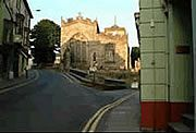 St Mary's church from High Street
